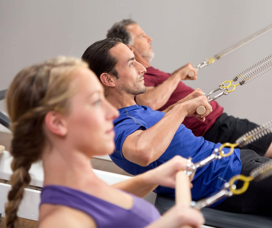 The Core10 Method: Athletic Pilates for Fast Results