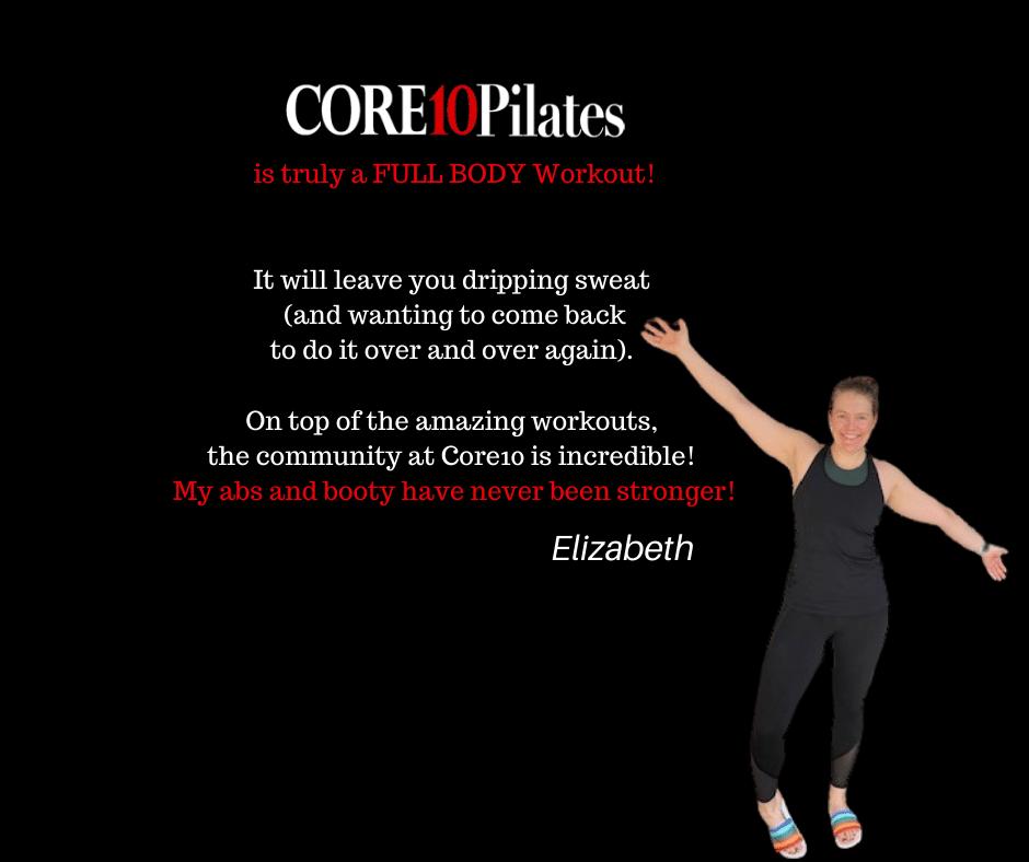 Client Testimonial Elizabeth